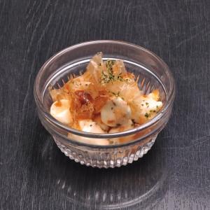 クリームチーズの梅ドレ和え-300x300